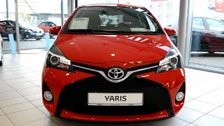 2015 New Toyota Yaris Exterior and Interior