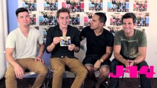 Big Time Rush Album Giveaway