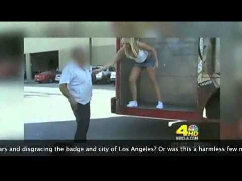 Xxx Mp4 On Duty LA Traffic Cops Appear In Porn Video 3gp Sex