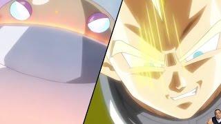 Vegeta Vs Magetta! -- Dragon Ball Super Episode 35 Anime ドラゴンボール超 Review -- Monaka's Big Secret