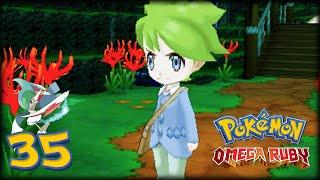 Pokémon Rubí Omega - Cap.35 ¡El desafío de la Calle Victoria!