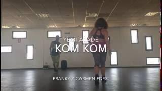 Yemi Alade ft. Flavour - Kom Kom - Choreography by Franky