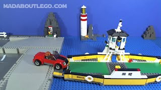 LEGO CARS Oil Rig Escape 9486