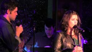 Jeremy Jordan & Carrie Manolakos -