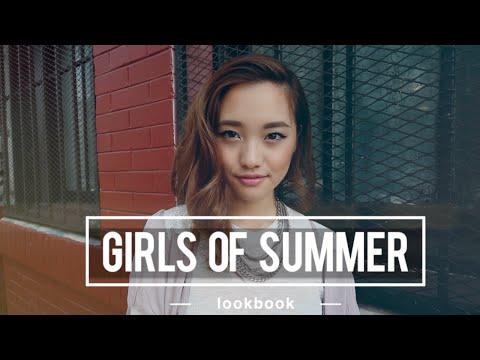 Girls of Summer Lookbook