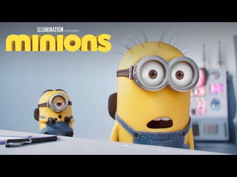 Minions All New Mini Movie HD Illumination