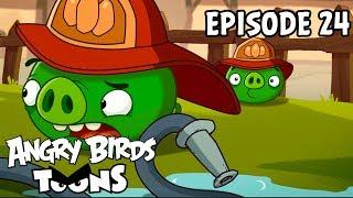 Angry Birds Toons | Hog Roast - S1 Ep24