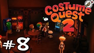 Costume Quest 2 | E08 | The Sewers! (Gameplay / Playthrough / 1080p)