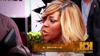 Shade? K. Michelle Opens Up About Performance With Tamar Braxton