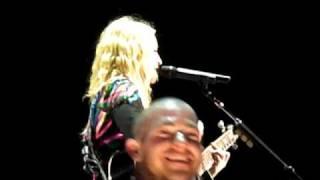 Madonna-Miles Away-Sticky &Sweet Tour Valencia Spain 2008