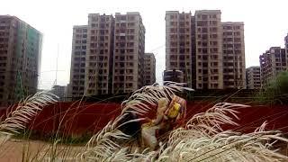 উত্তরায় রাজউকের ফ্ল্যাট | কাশফুলের মাঝে আধুনিক ফ্ল্যাট | Rajuk Uttara Apartment | bti Shopnochura