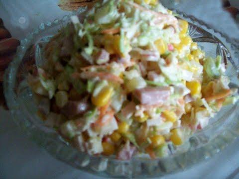 Салат семеновна рецепт с фото