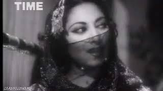 YEH KAISII AJAB DASTAAN HO GAYII- SURAIYYA -QAMAR JALALABADI -SAJJAD HUSSAIN ( RUSTOM SOHRAB 1963 )