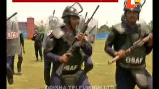 Odisha swift action force launched
