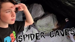 The Search for Yosemite's Mysterious Spider Caves