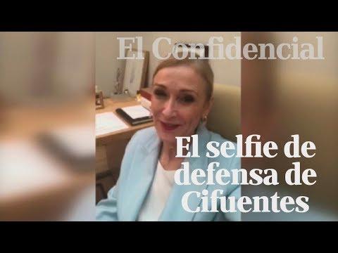Xxx Mp4 Cifuentes Desmiente Las Acusaciones De Falsificación Con Un Vídeo Selfie 3gp Sex