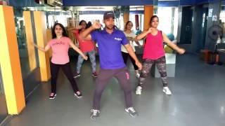 Kamariya(bhojpuri) - Zumba Fitness