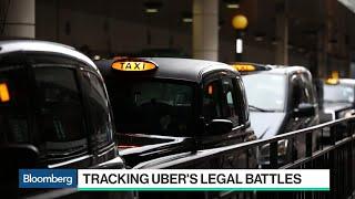 Tech City U.K. CEO Hopes Uber Stays on London Streets