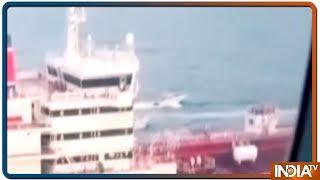 Iran seizes British Tanker in Persian Gulf, India seek release of 18 Indians