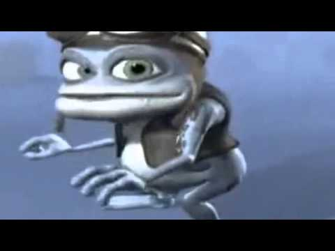 Crazy Frog Annoying Thing