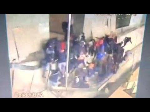 Xxx Mp4 Dozens Hurt In Balcony Collapse At Indonesian Stock Exchange 3gp Sex