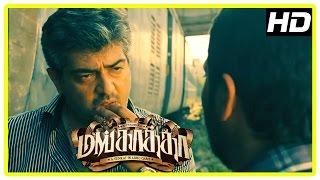 Ajith Villain Scenes | Part 1 | Mankatha Tamil Movie | Vaibhav | Premgi | Jayaprakash | Anjali