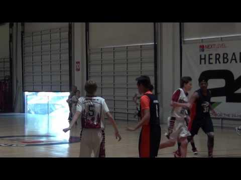 NJB National Tournament, Div. 1 Boys All Stars - Cypress vs. Redwood