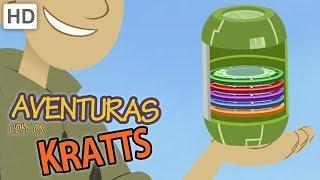 Aventuras com os Kratts - Temporada 2 (Parte 1) Melhores Momentos | Vídeos para Crianças