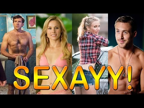 7 Sexiest Movie Comedy Moments American Pie Bad Teacher & More