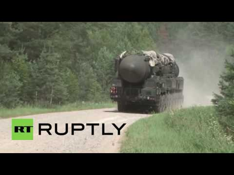 Russia: Ballistic missiles deployed in massive