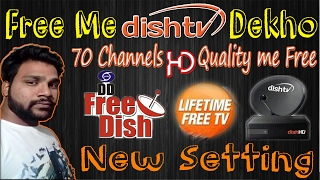 free dish tv channels
