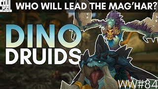 How Do We Get Draenor Orcs, Druid Jealousy, Seething Shore and New Walking Animation!