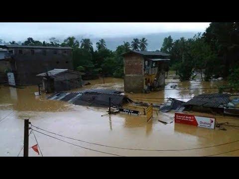 At least 91 killed in Sri Lanka's deadly floods, landslides