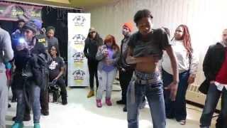 Battle - Hip Roll - Tae Tae vs Shay (Raw & Uncut)