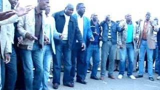 Simon Makgatholela & Bafana Ba Sebesho feat. Seputla- Live In Soweto : Hauhela 'chaba se ke sa hao