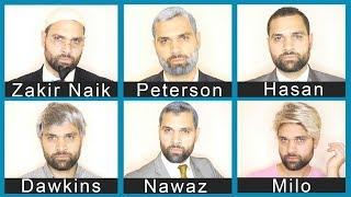 Is the Burqa Oppressive? Peterson, Dawkins, Naik, Hasan, Nawaz, Yiannopoulos