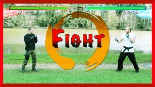 Real Life Fighting Game