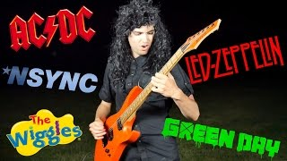 If Kirk Hammett Played For...