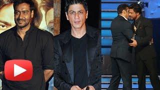 After Salman And Shahrukh Khan Hug, Ajay Devgan And Shahrukh Patchup