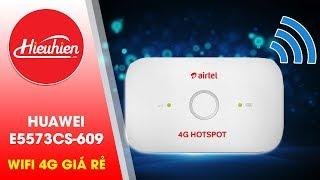 Wifi 4g HUAWEI E5573CS-609 - Wifi di động giá rẻ tốc độ cao