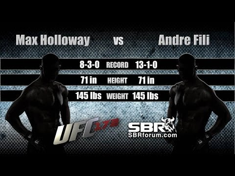 MMA Picks | Max Holloway vs Andre Fili UFC 172 Main Card Preview - YouTube Alternative Videos Watch & Download