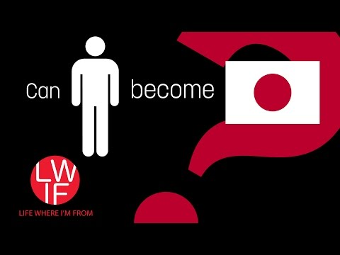 Is it Possible to Become Japanese?