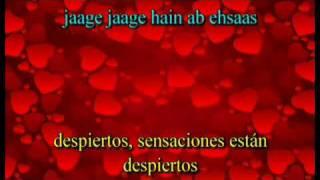 Gale Lag Jaa in hindi and español
