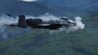 [HD] A-10 Thunderbolt II Compilation