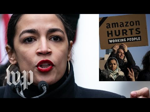 Xxx Mp4 How Ocasio Cortez And Others Pushed Amazon Out Of New York 3gp Sex