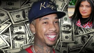Tyga Disses Cash Money In New Video And Finessed 2 Mill Out Of Kylie Jenner