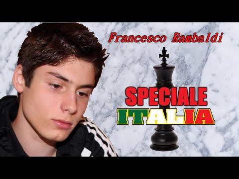 Partite Commentate di Scacchi 181 Rambaldi vs Bajarani Un Passo a Destra 2015 C03