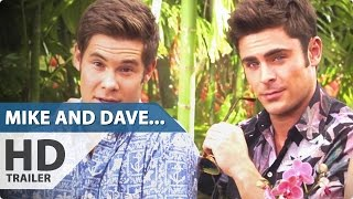 Mike and Dave Need Wedding Dates Promo Trailer (2016) Zac Efron, Anna Kendricks Movie HD