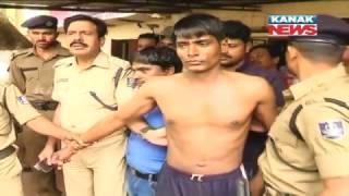 Two Men Attack Traffic Police In Bhubaneswar