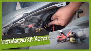 Instalação Kit Xenon - Faça Você Mesmo - TUNING PARTS